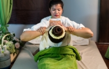 Khmer Traditional Massage, Herbal Bag